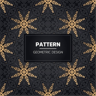 Seamless pattern. vintage decorative elements. hand drawn background