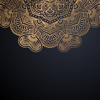 원활한 패턴입니다. 빈티지 장식 요소 패턴