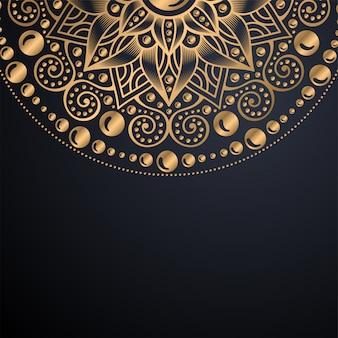 シームレスパターン。ヴィンテージの装飾的な要素のパターン