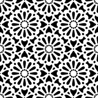 Seamless pattern. vintage decorative elements