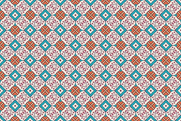 Seamless pattern. piastrelle decorative vintage.