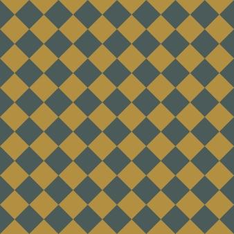Бесшовный фон с абстрактными фигурами из квадратов