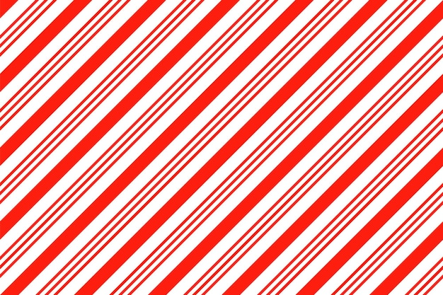 Seamless pattern with candy cane stripes. christmas background. vector illustration.