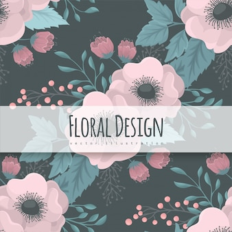 Seamless pattern with gometric elements