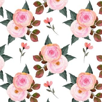 Бесшовные модели с розами