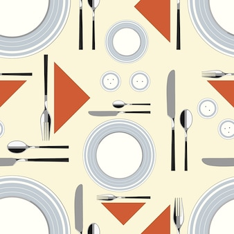 제공된 테이블 완벽 한 패턴
