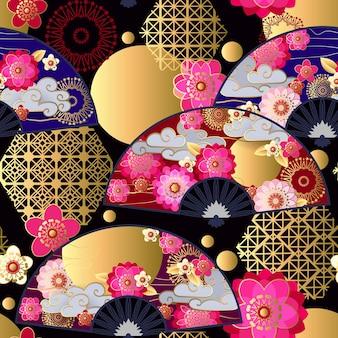 봄 중국 팬 들과 함께 완벽 한 패턴