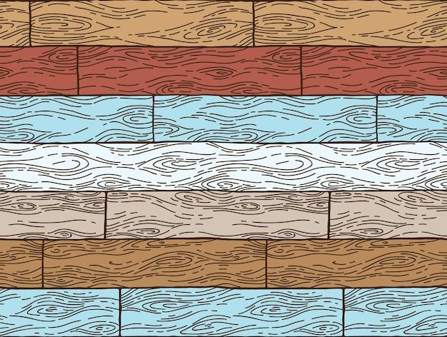 Бесшовные модели. деревянный фон.