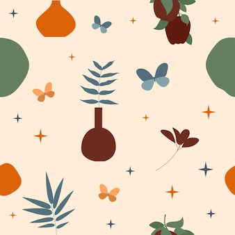Seamless pattern. wrapping paper
