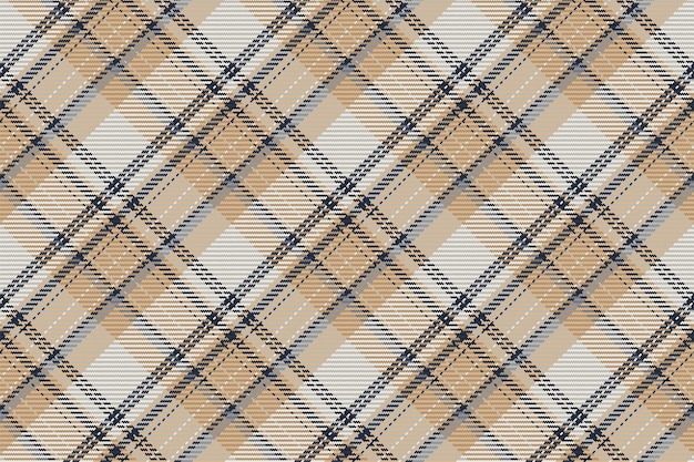 Seamless plaid pattern vector background for flannel shirt, blanket, throw or other modern textile design.