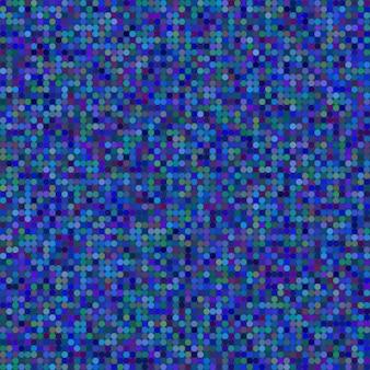 원활한 폴카 도트 패턴입니다. 작은 파란색 타일의 패턴입니다.