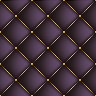 Seamless quilted background