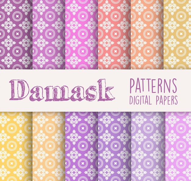 Seamless repeating pattern