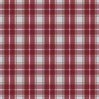 Seamless retro squared fabric, background, paper
