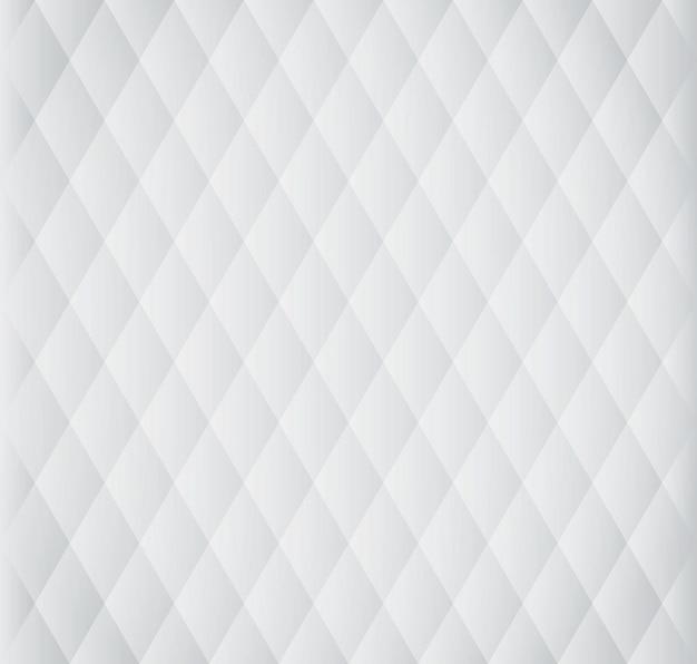 Seamless rhomb black-and-white pattern illustration