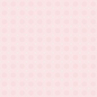 Motivo a rombi senza soluzione di continuità su un vettore di risorse di design di sfondo rosa