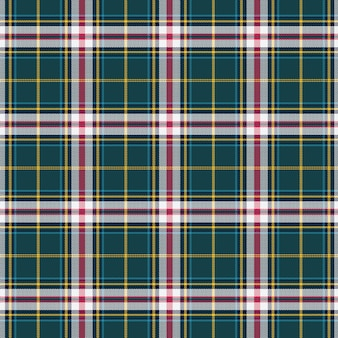 Seamless tartan checks