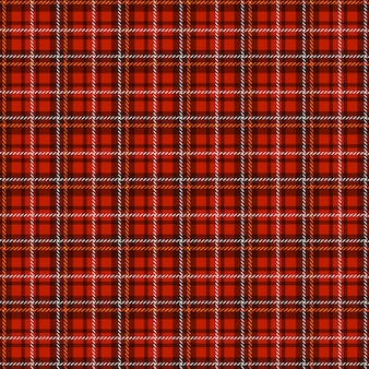 Seamless tartan pattern. traditional scottish fabric plaid. vector checkered background.