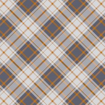 Seamless tartan plaid pattern background. fabric texture. vector illustration.
