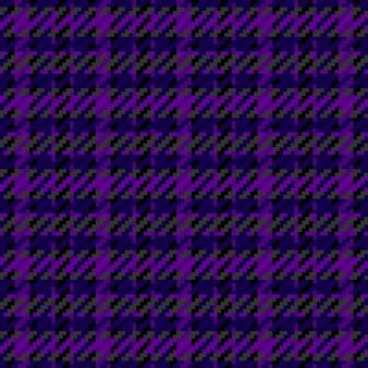Бесшовные клетчатый узор фона. текстильная текстура. векторная иллюстрация.