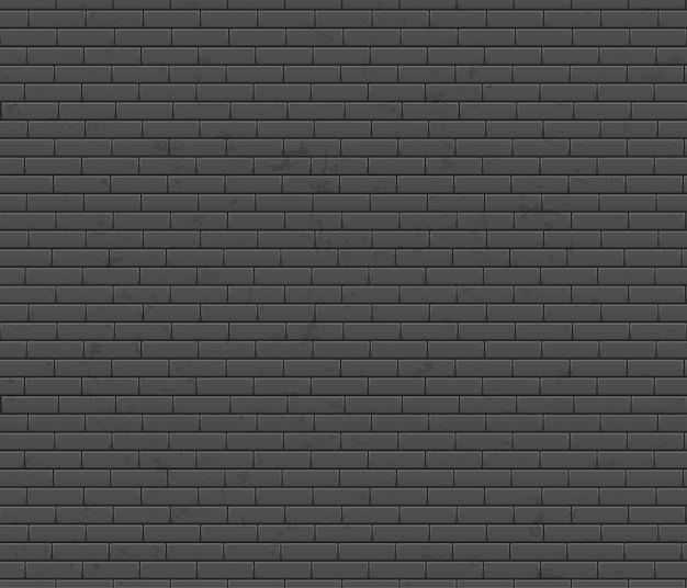 벽돌 벽의 매끄러운 질감