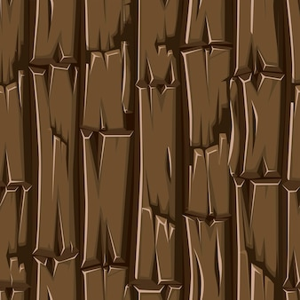 Seamless texture wood panels, old floor from boards for ui game