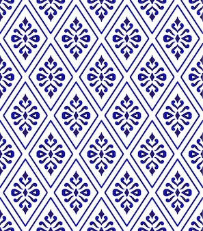 Seamless thai pattern