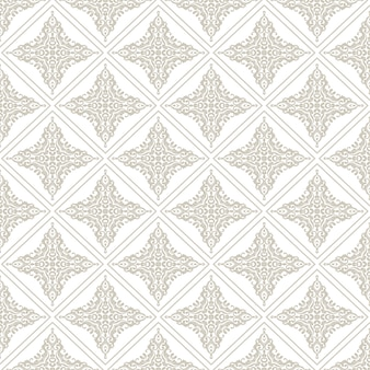 Seamless tiled decorative pattern design