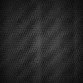 Seamless vector background. black metal circular process