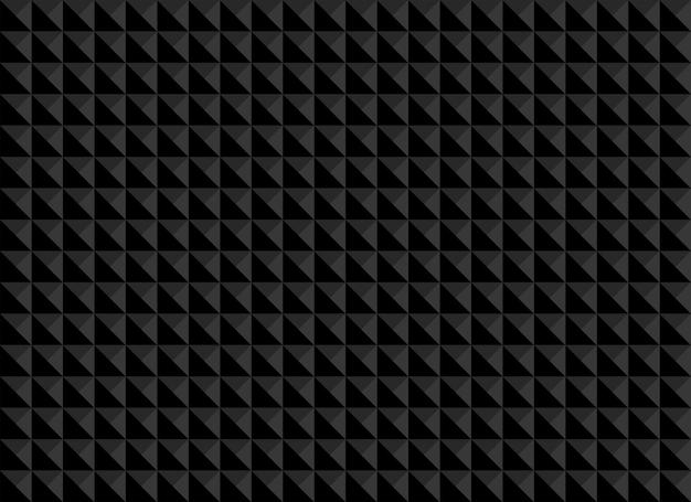 삼각형 모양의 원활한 벡터 배경