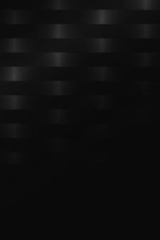 黒の背景にシームレスな織りパターン