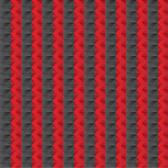 Seamless zigzag pattern for textile