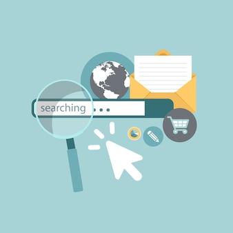 Концепция маркетинга в поисковых системах