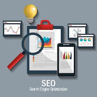 Дизайн поисковой оптимизации