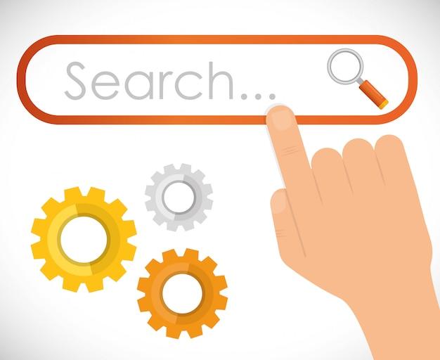 Search engine optimization design