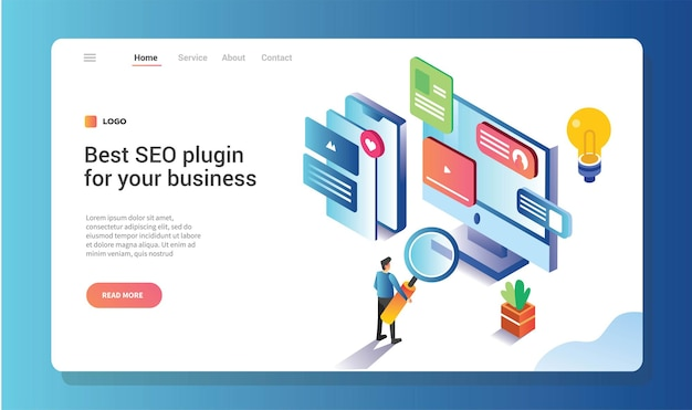 Search engine optimization expert in mobile and desktop app