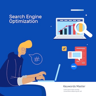 Search engine optimization officer