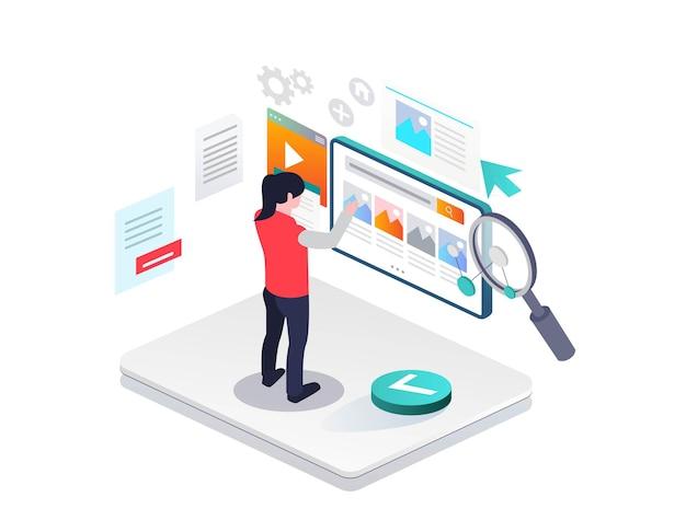 Поиск данных и выбор подходящего изображения