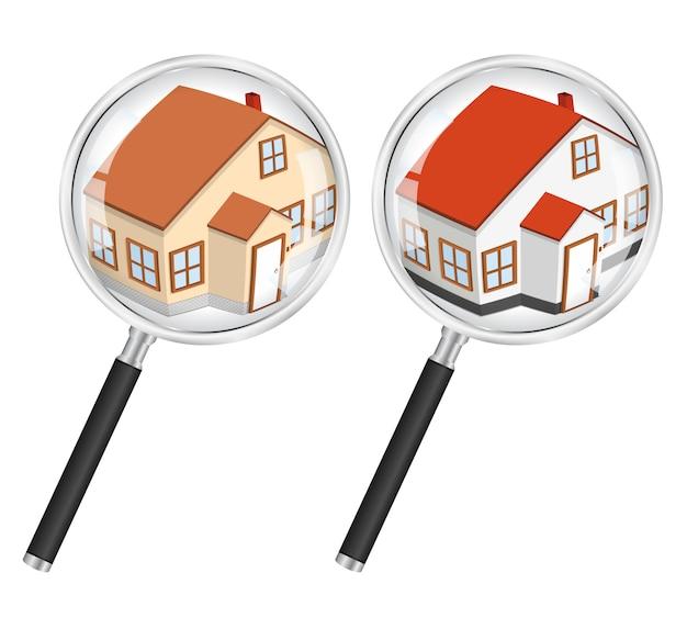 하우스 검색