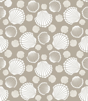 Seashell pattern