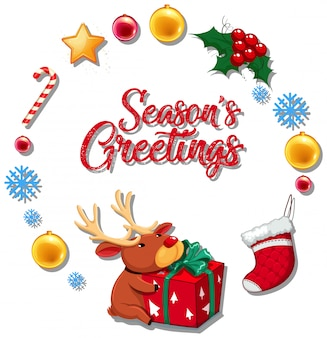 seasons greetings vectors photos and psd files free download
