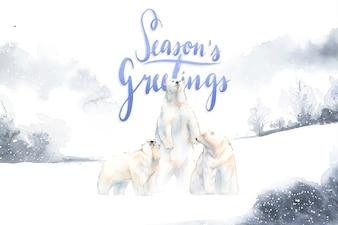 Season's greeting