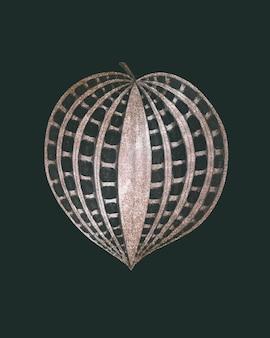 Seersucker leaf, remix from original artwork by benjamin fawcett