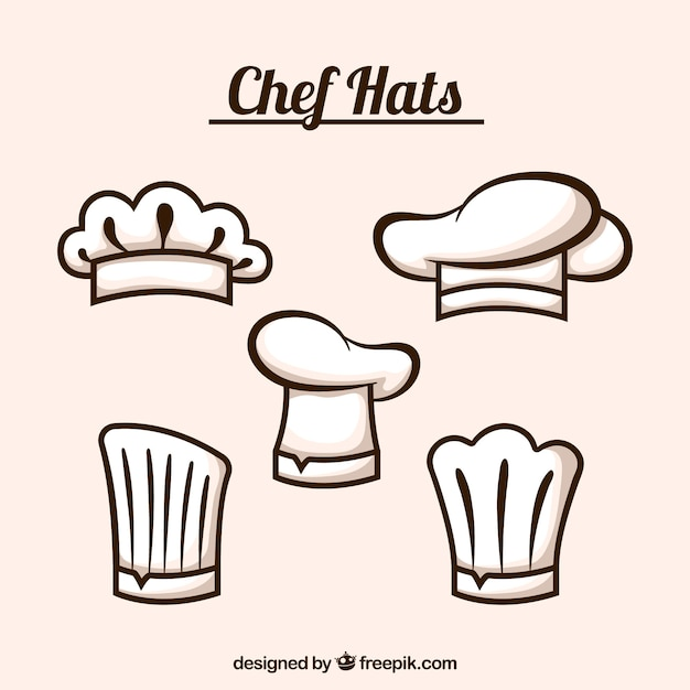 chef hat vectors photos and psd files free download rh freepik com chef hat vector icon chef hat vector free