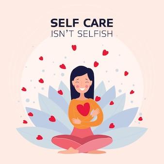 Self care concept