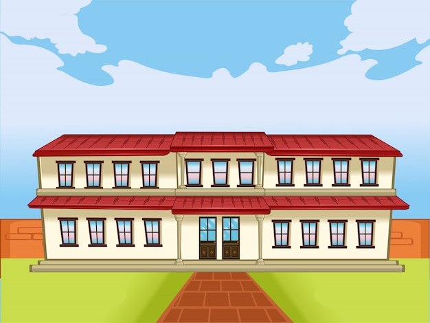 Senior high school