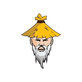 Sensei logo vector
