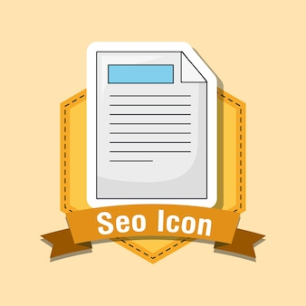 Seo design with document page