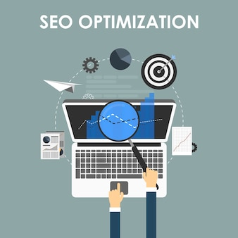 Seo оптимизация, процесс программирования и элементы веб-аналитики
