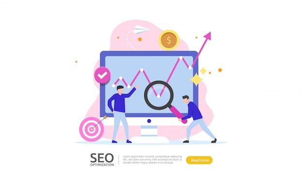 Seo検索エンジン最適化の概念